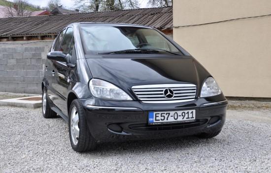 Mercedes-Benz A 170 CDI-2001 god>>> DETALJNJE INFORMACIJE